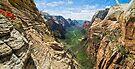 Refrigerator Canyon by Kenneth Keifer