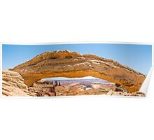 Mesa Arch in Canyonlands National Park, Utah Poster