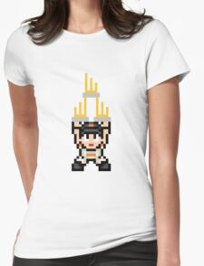 Triforce of Dynasty Womens Fitted T-Shirt