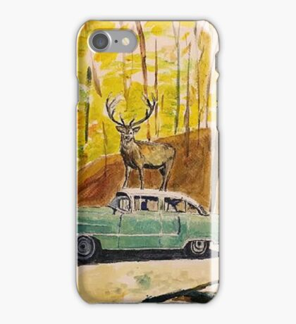 Make it to the top iPhone Case/Skin