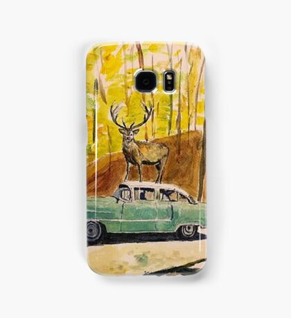 Make it to the top Samsung Galaxy Case/Skin