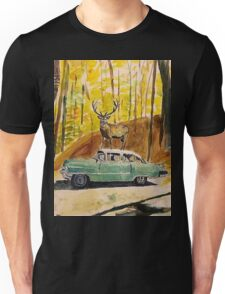 Make it to the top Unisex T-Shirt