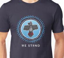 We Stand - in reverse for dark bgnd Unisex T-Shirt