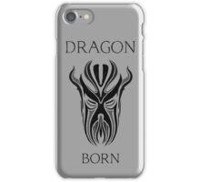 DRAGONBORN iPhone Case/Skin