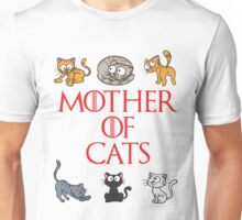 Mother Of Cats Unisex T-Shirt