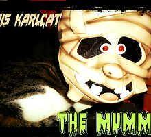 Boris Karlcat in the Halloween classic 'The Mummy' by smilku
