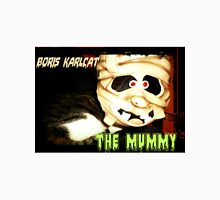 Boris Karlcat in the Halloween classic 'The Mummy' Unisex T-Shirt