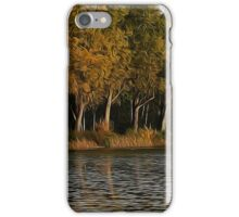 Lakeside Forest iPhone Case/Skin