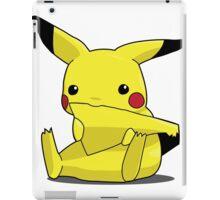Pikachu Chew iPad Case/Skin
