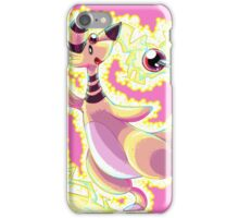 Ampharos used Thunderbolt! iPhone Case/Skin