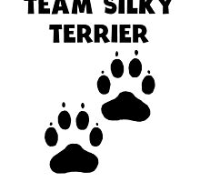 Team Silky Terrier by kwg2200