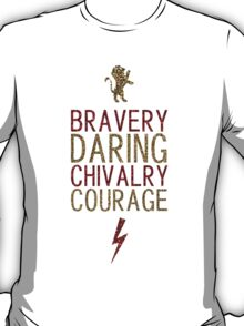 Gryffindor House T-Shirt