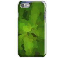 Green Agave iPhone Case/Skin