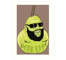 Shout out to all the Pears Art Print