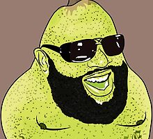 Shout out to all the Pears by Brieana