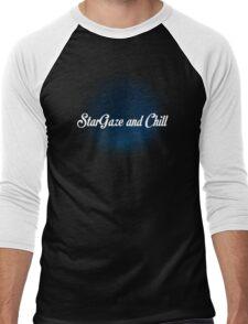 StarGaze and chill Men's Baseball ¾ T-Shirt