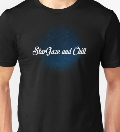 StarGaze and chill Unisex T-Shirt