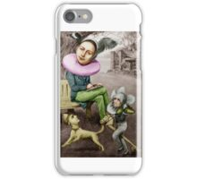 Renaissance Poet. iPhone Case/Skin