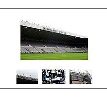 The Toon - Newcastle United  by footypix