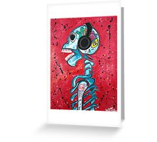 Music is Art Greeting Card