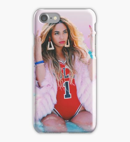 Beyonce - Feeling Myself  iPhone Case/Skin