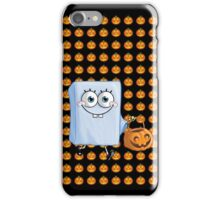 Spong Bob for halloween iPhone Case/Skin