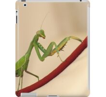 Mantis iPad Case/Skin