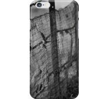 Wire Fence iPhone Case/Skin
