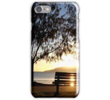 Sunrise Seat iPhone Case/Skin