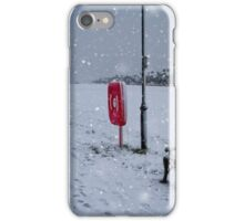 Lytham Green With Snow iPhone Case/Skin