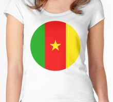 Cameroon Women's Fitted Scoop T-Shirt