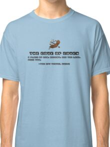 The Cove of Coves, RPG Travel Guide #1 Classic T-Shirt