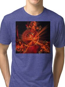 Regal Spheres Tri-blend T-Shirt