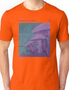 Journey to the Center of the Earth - Jules Verne Unisex T-Shirt
