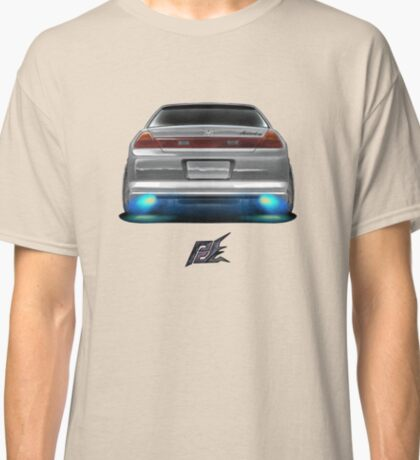 naquash design honda accord coupe v6 rear Classic T-Shirt