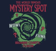 The World Famous Mystery Spot Kids Clothes