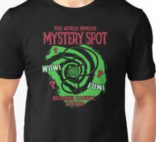 The World Famous Mystery Spot Unisex T-Shirt