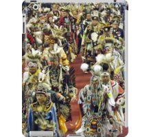 Native American Procession iPad Case/Skin