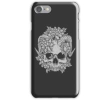 Japanese Skull iPhone Case/Skin