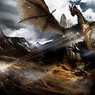 Dragon Slayer by Cliff Vestergaard