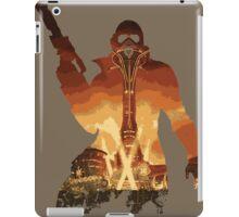 New Vegas Ranger Silhouette iPad Case/Skin