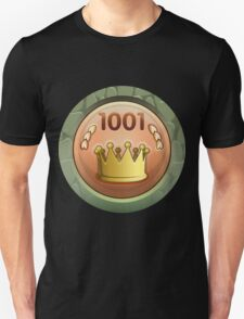 Glitch Achievement ranger of the nights watch T-Shirt