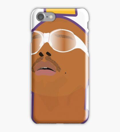 KING CARL iPhone Case/Skin