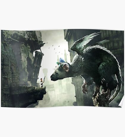 The Last Guardian Poster