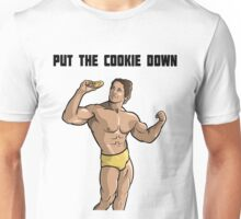 Put the cookie down Unisex T-Shirt