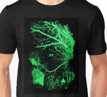 Green Trees in Autumn Unisex T-Shirt