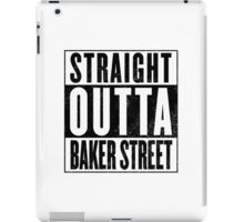Straight Outta Baker Street iPad Case/Skin