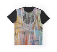 Mountain Guitar Graphic T-Shirt