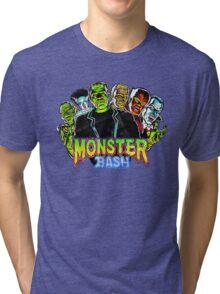 Monster Bash Tri-blend T-Shirt