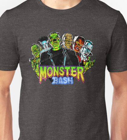 Monster Bash Unisex T-Shirt